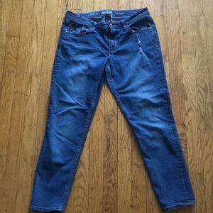 🌟Apt. 9 slim Capri jeans